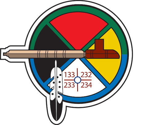Alexis Nakota Sioux Nation Band Logo
